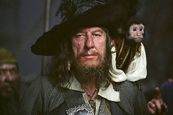 pirate barbossa